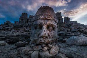 Nemrut Dağı Gece Fotoğrafı