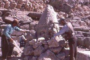 Kommagene Heykel Kazıları