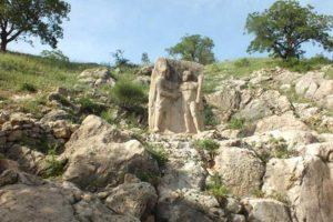 Arsameia Kaya Kabartması Nemrut