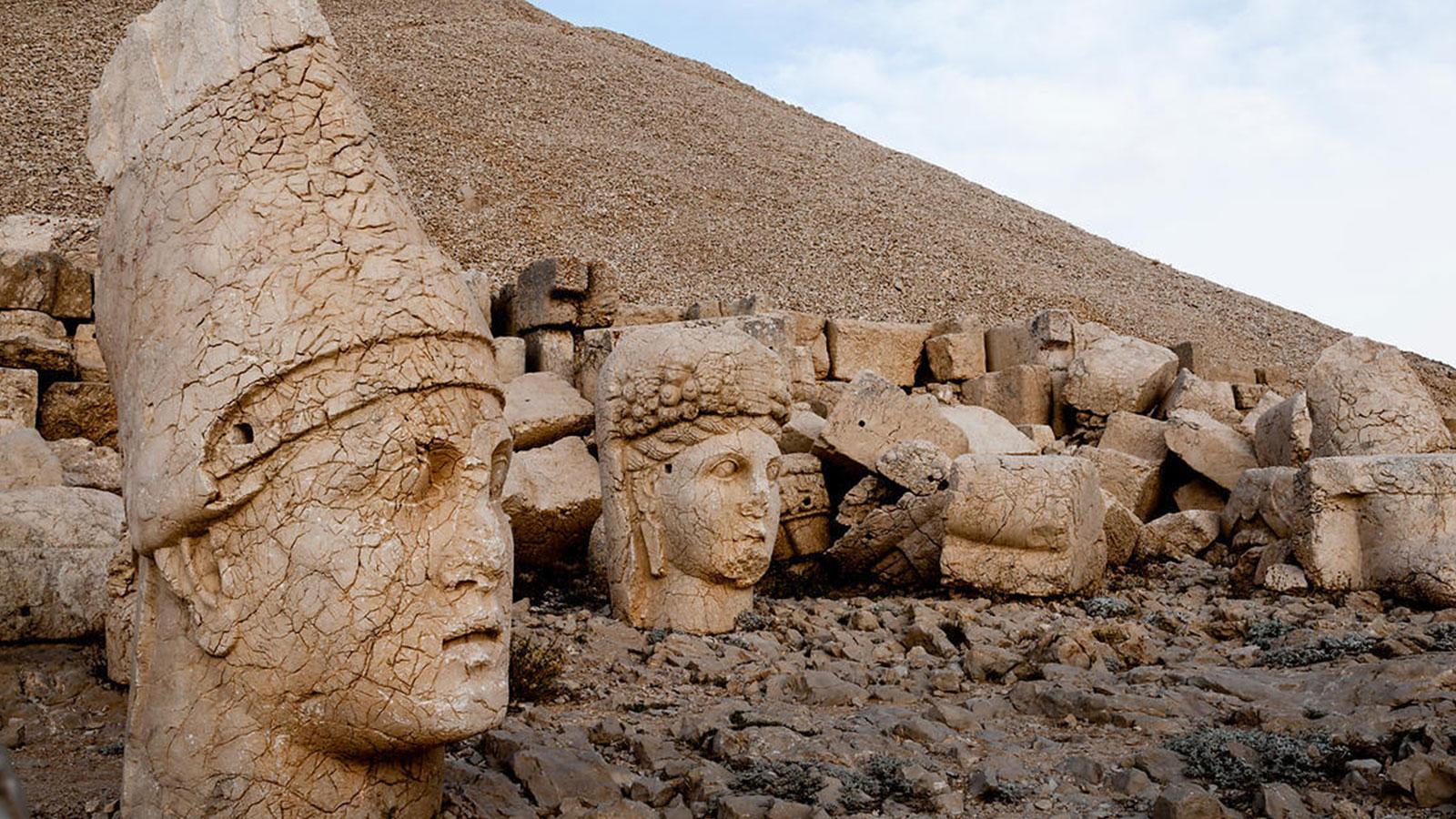 Kommagene' nin En Etkin Kralı Antiokhus