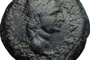 Nemrut Madeni Para Apollon Krallar