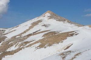 Nemrut Zirve Kar