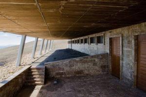 Nemrut Ziyaretçi Karşılama Merkezi Planı